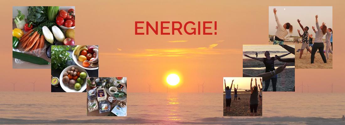 Energie workshop voeding en qigong - Cloudette en Yvonne
